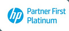 Hewlett Packard Partner First Gold