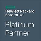 Hewlett Packard Platinum Partner